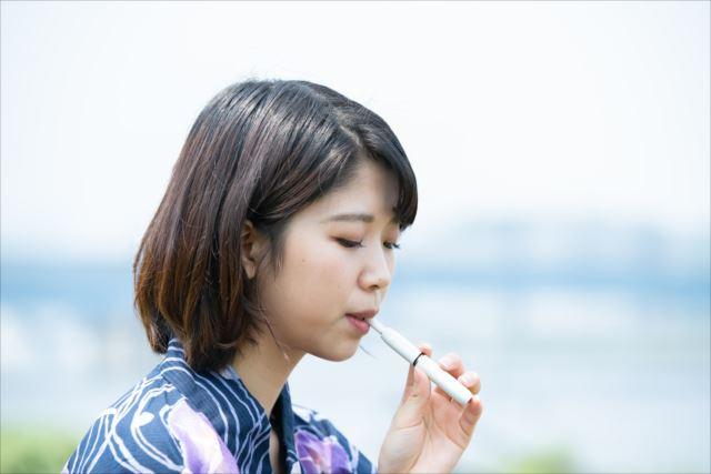 女性にウケている電子タバコ!その理由とは?